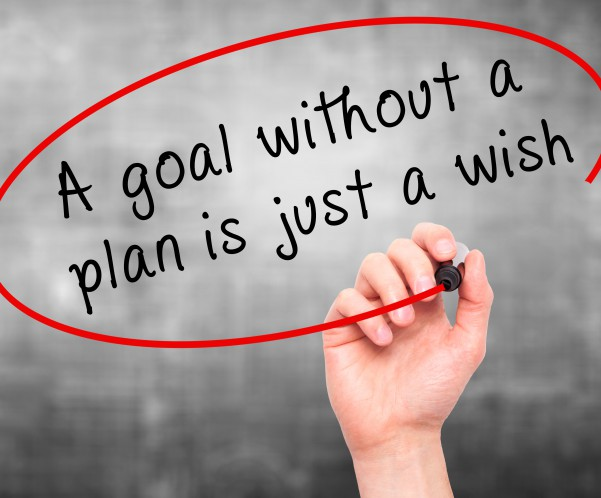 Happy New Year – Goal Setting for 2017